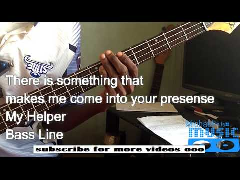 Bass line of 7 popular Gospel Nigerian praise and worship songs