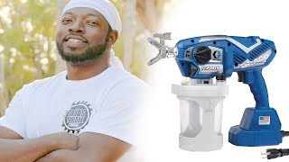 How to use the Graco TC Pro | Handheld Sprayer