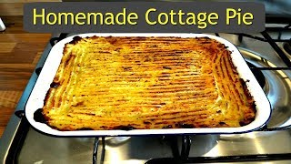 Homemade Cottage Pie