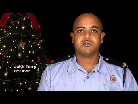 Cayman Islands Fire Service Holiday Safety Decorating Tips