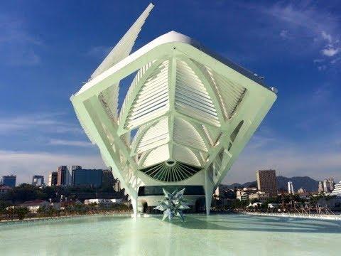 Visita ao Museu do Amanhã para o Brasil do Amanhã - Segurança Pública