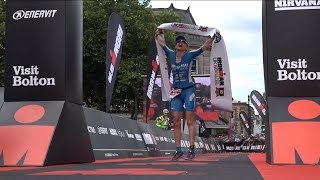 Relive some of the top moments of 2018 IRONMAN UK from Bolton, Engl...