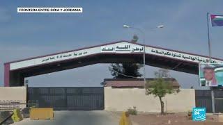 La frontera entre Siria y Jordania se reabre luego de tres años de cierre