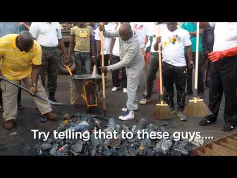A Billion Reasons to BELIEVE IN SIERRA LEONE (Official song in Krio)
