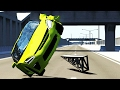 Car Rollover Crashes Compilation 7 BeamNG Drive ShowMik mp3