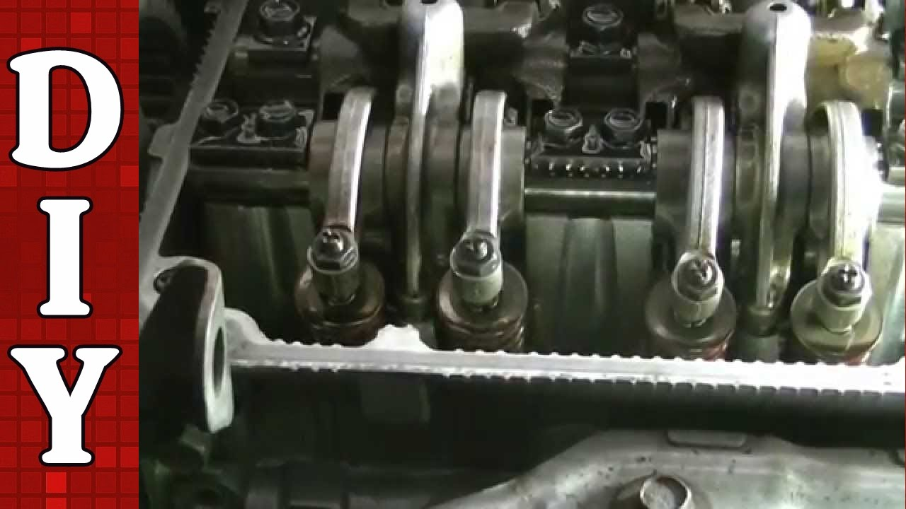 hight resolution of how to adjust your valves