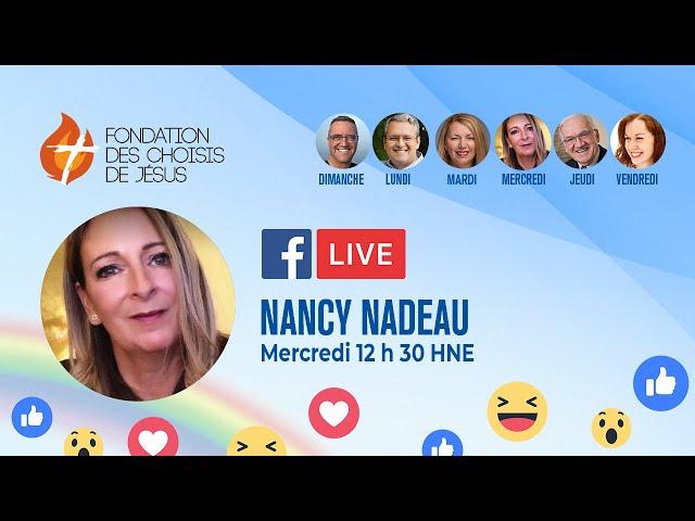 Facebook Live quotidien 07/04/2021 - La joie de se laisser maîtriser par  l'Amour