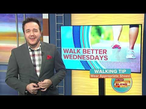 Walk Better Wednesdays: Wear Appropriate Shoes