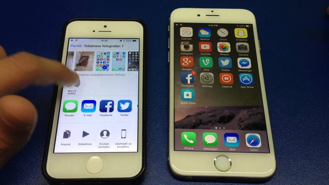how does airdrop work on iphone how to use airdrop on the iphone in ios 8 18468