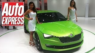 Best cars at the Geneva Motor Show 2014
