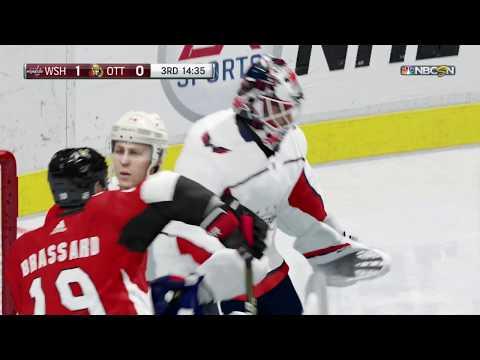 NHL® 18 Opening Night: Washington vs Ottawa.