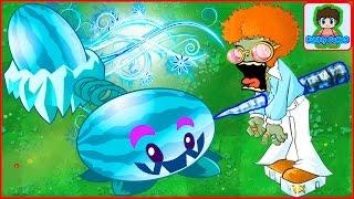 Игра Растения против зомби от Фаника Plants vs zombies 21