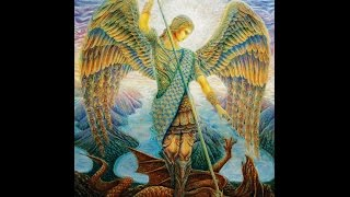 ARCHANGEL MICHEAL IS STANDING UP!!!!!