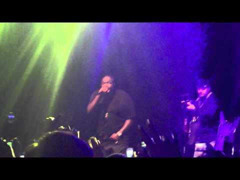 Rick Ross - Stay Schemin - Live European Tour 2012 - Manchester