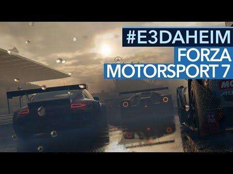 Forza Motorsport 7 - Angespielt: Das neue 4K-Forza wird fantastisch