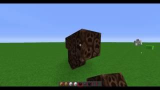minecraft como crear 2 creaturas y un witer