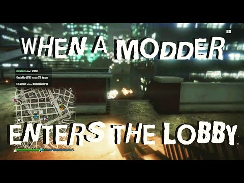 how to become modder in gta 5pm online