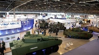 Eurosatory 2014 Army Recognition Official Online Show Daily News Web TV Television