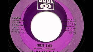 JR. WALKER & THE ALL STARS - THESE EYES (SOUL)