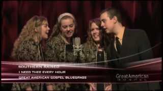 "Southern Raised Sings ""I Need Thee Every Hour"" A Cappella"
