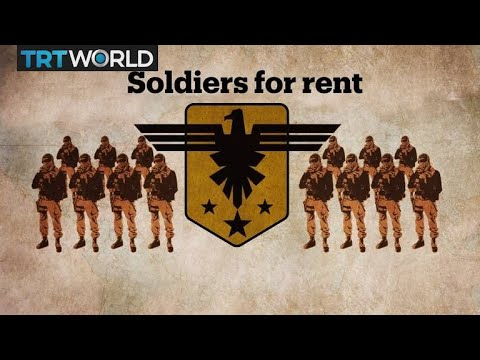 Private armies for rent