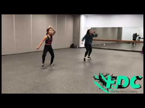 Fearless Dance Company Mi Gente Hip Hop Combo With Alex Estrada