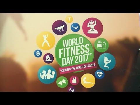 World Fitness Day bald in Frankfurt