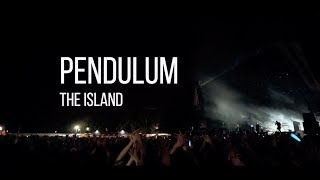 pendulum   the island live at south west four london