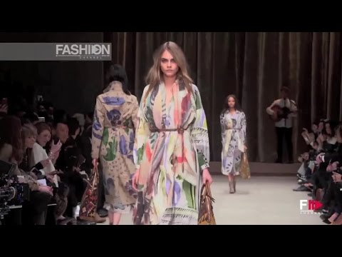 """BURBERRY PRORSUM"" The best of 2014_2015 selection by Fashion Channel"