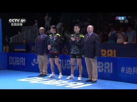 2016 Asian Cup (Ms-Final) XU Xin - ZHANG Jike [HD1080p] [Full Match/Chinese]