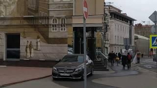 """Смотреть видео Ресторан """"Тифлисский дворик"""" в Москве. онлайн"""