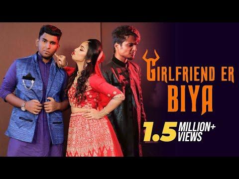 Girlfriend Er Biya Dance Cover | Pritom & Protic Hasan | Ridy Sheikh & Shouvik Ahmed Dance Cover