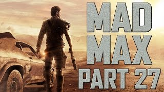 """Mad Max - Let's Play - Part 27 - """"The Big Chief V8"""" 