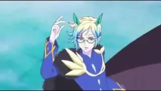 Mahou Tsukai Pretty Cure - Battle of Orba with the Dark Magicians