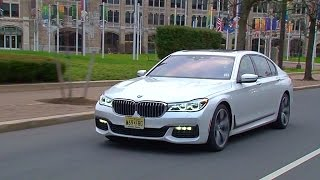 2016 BMW 750i xDrive - TestDriveNow.com Review by Auto Critic Steve Hammes