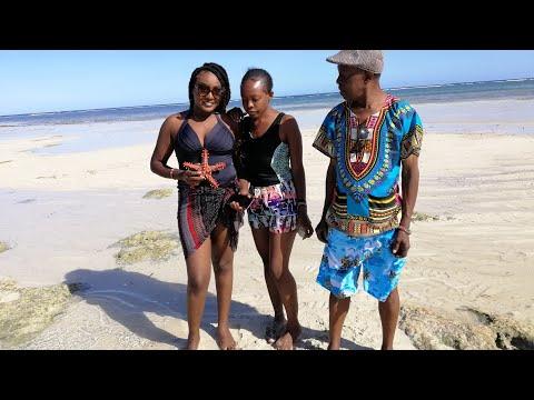 You Won't Believe This Is Kenya!!!/Mombasa Marine park!