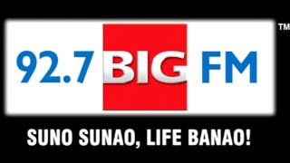 Delhi 92.7 BIG FM Af...