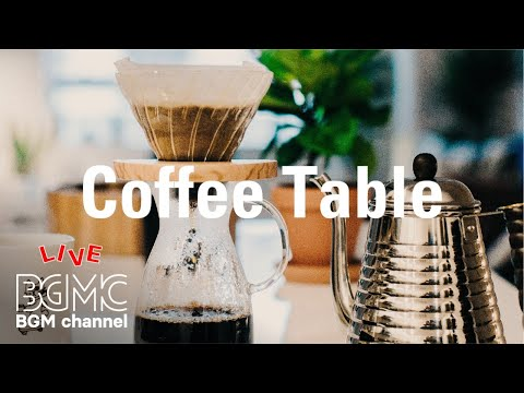 Winter Coffee Table
