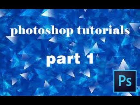 Photoshop tutorial/Photoshop გაკვეთილები #1 thumbnail