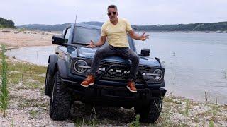 La Pesadilla de Jeep Wrangler • 2021 Ford Bronco