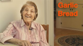 Great Depression Cooking - Garlic Bread
