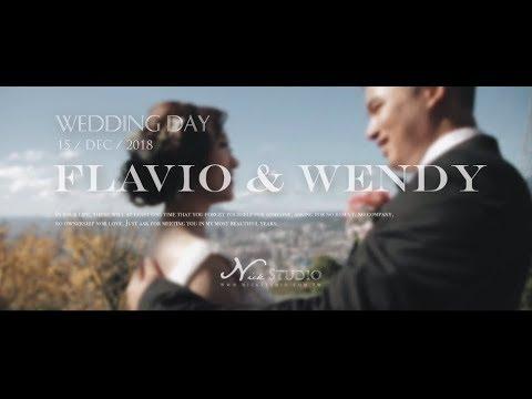 [婚禮錄影] Flavio & Wendy  草山玉溪/戶外證婚