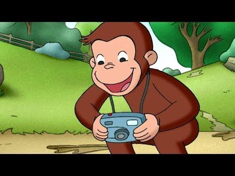 Curious George 🐵Animal Trackers 🐵 Kids Cartoon 🐵 Kids Movies | Videos for Kids