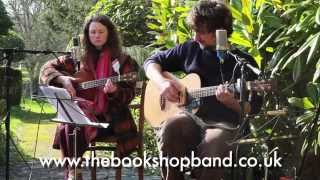 One more step along the road I go, by The Bookshop Band. Inspired by Catherine Chanter