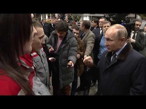 Putin podporuje mladých Rusov pri zakladaní rodín