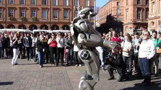 Le robot Titan, Toulouse, France
