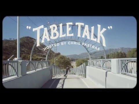Monster Children - Table Talk: Ray Barbee