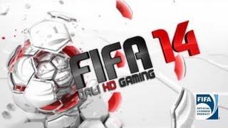 FIFA 2014 BAR vs MIL PC Gameplay FullHD 1080p