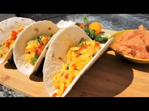 How to Make Tex Mex Migas | It's Only Food w/ Chef John Politte