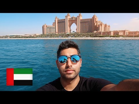 First Class, Yachts & Hotel Suites - DUBAI BIRTHDAY VLOG 2
